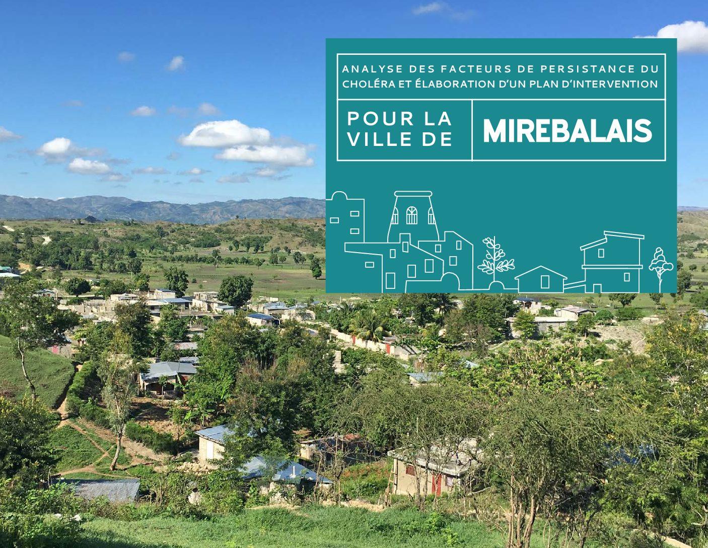 Analyse des facteurs de persistance du choléra et élaboration d'un plan d'intervention – Mirebalais