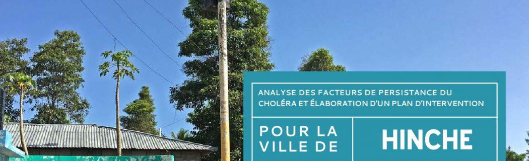 Analyse des facteurs de persistance du choléra et élaboration d'un plan d'intervention Hinche